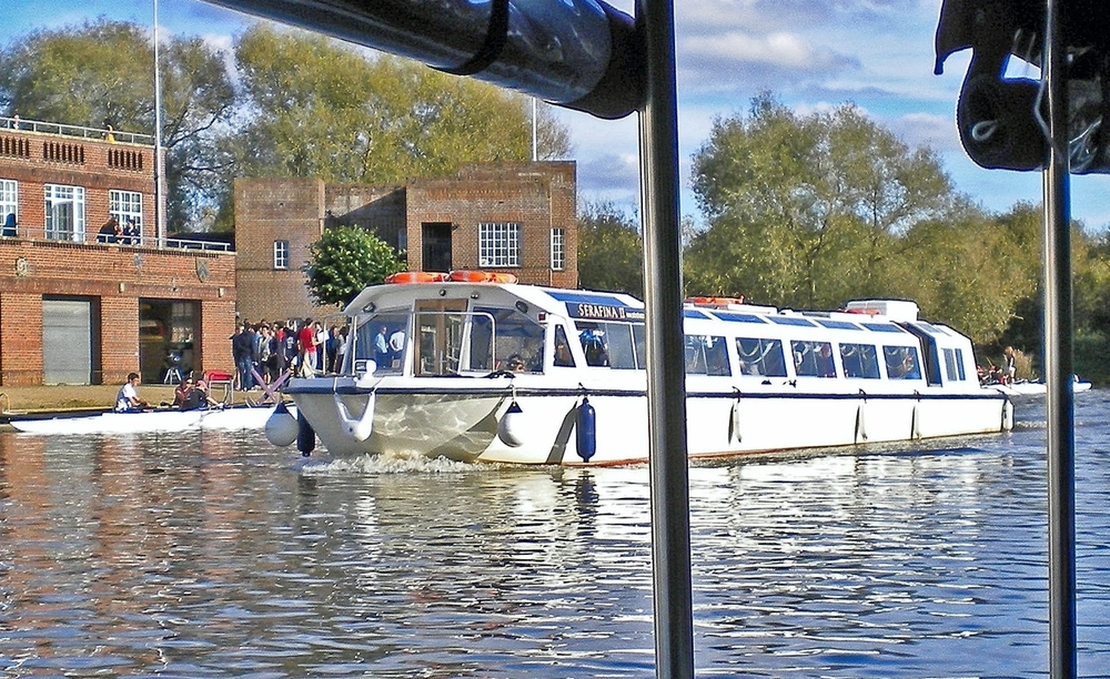 Oxford River Cruises The Thames Valley, Sightseeing Tours & Boat Hire - Visit Oxford River Cruises