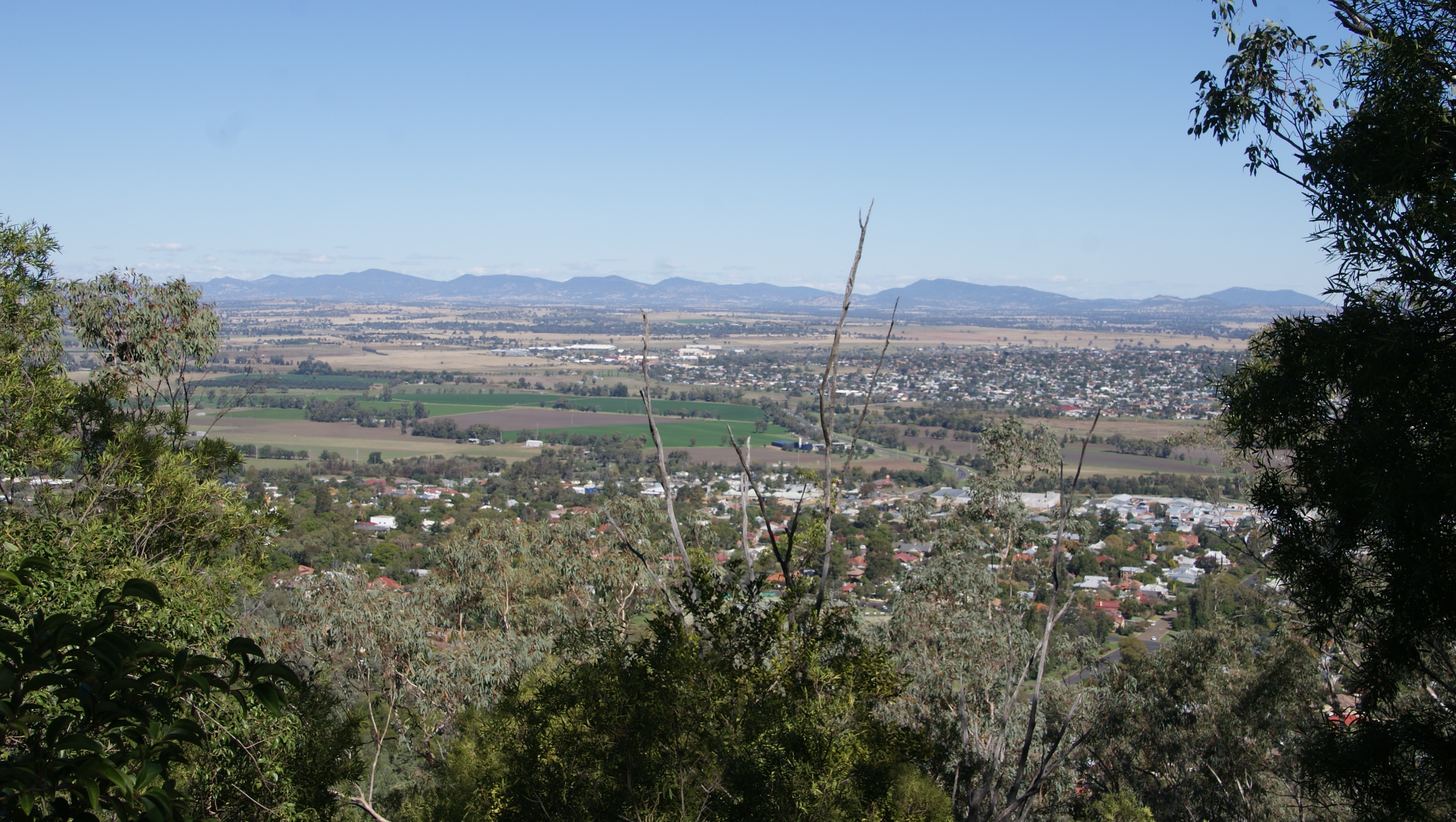 Oxley Scenic Lookout Tamworth, The Big Lap 2015 – Walcha – Tamworth – Mudgee   Travel with ...