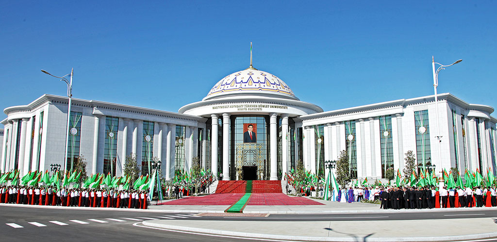 Palace of Knowledge Ashgabat, Golden age