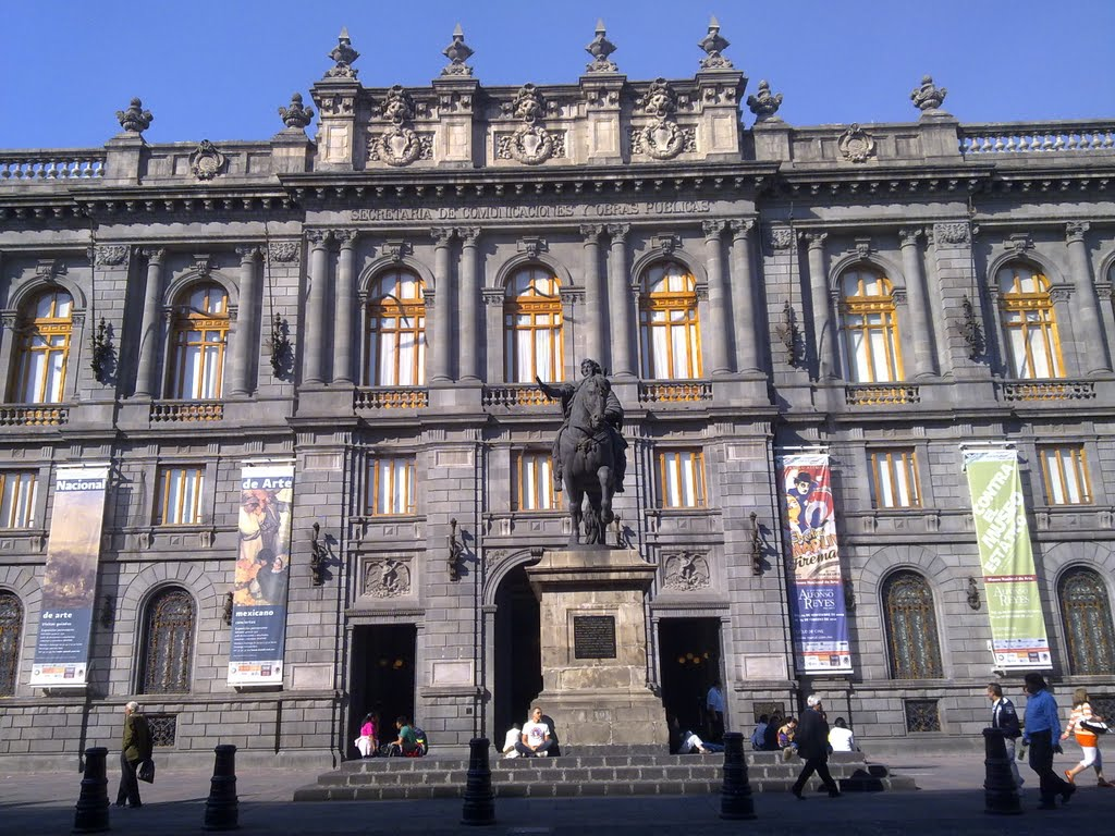 Palacio Nacional Mexico City, Panoramio - Photo of Museo Nacional de Arte MUNAL