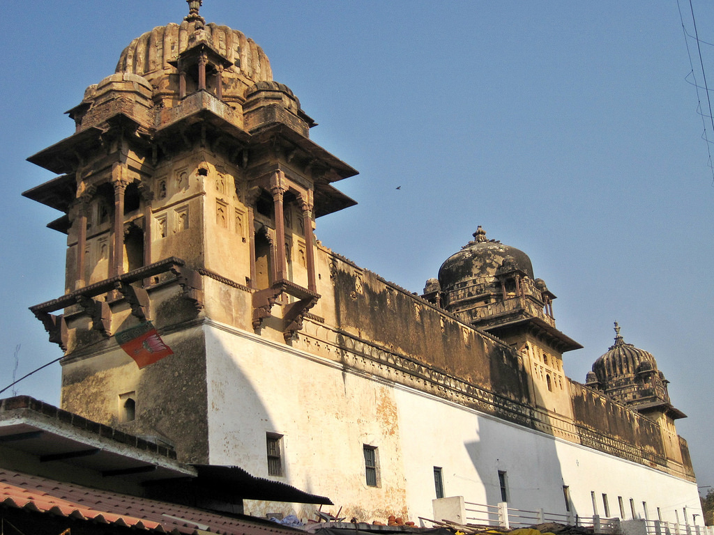Palaki Mahal Orchha, Interesting Flickr photos tagged palkimahal | Picssr
