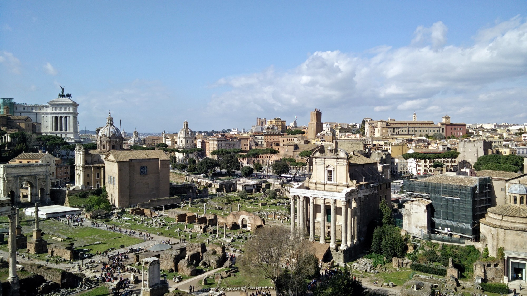 Palatine Hill Rome, Roman Forum & Palatine Hill : Ancient Rome   Visions of Travel