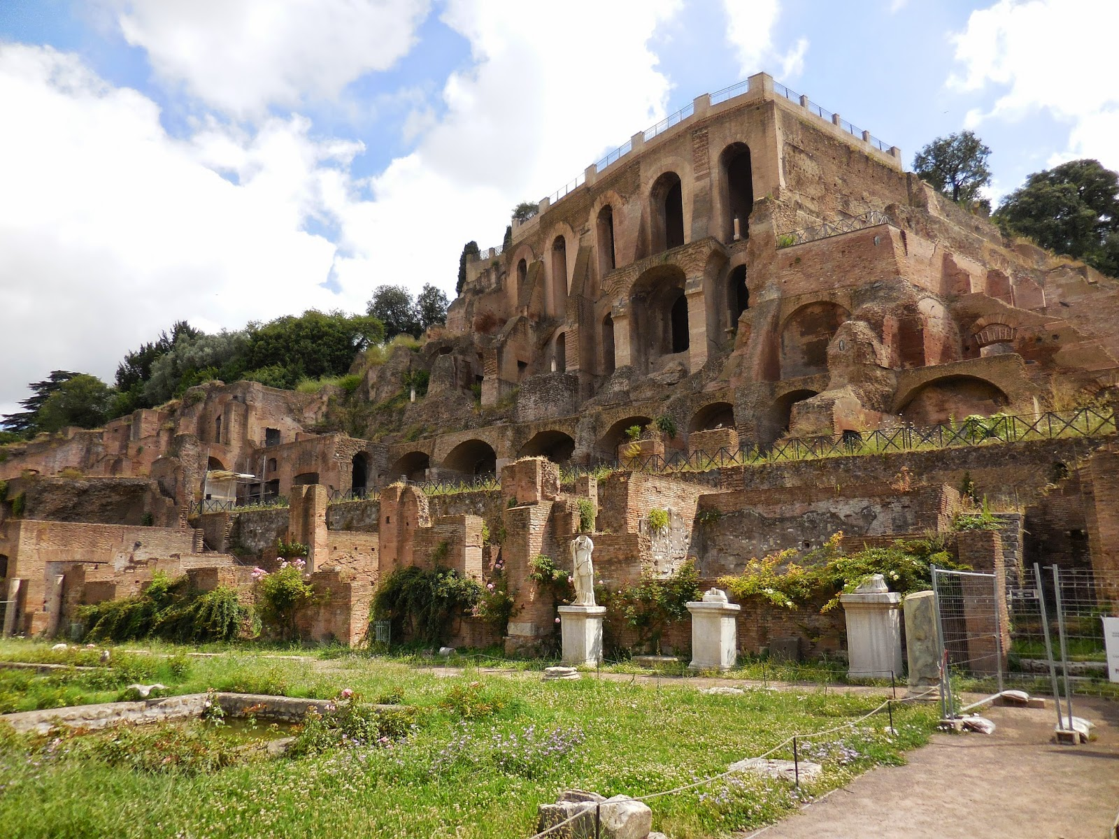 Palatine Hill Rome, The Thrifty Gypsy's Travels : The Roman Forum & Palatine Hill