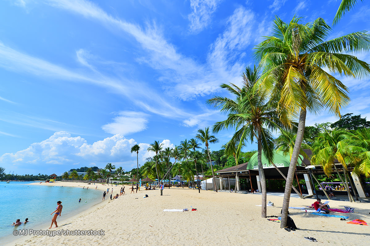 Tanjong Beach Malaysia, Singapore & Brunei, 7 Beaches in Singapore - A guide to all beaches in and around Sentosa