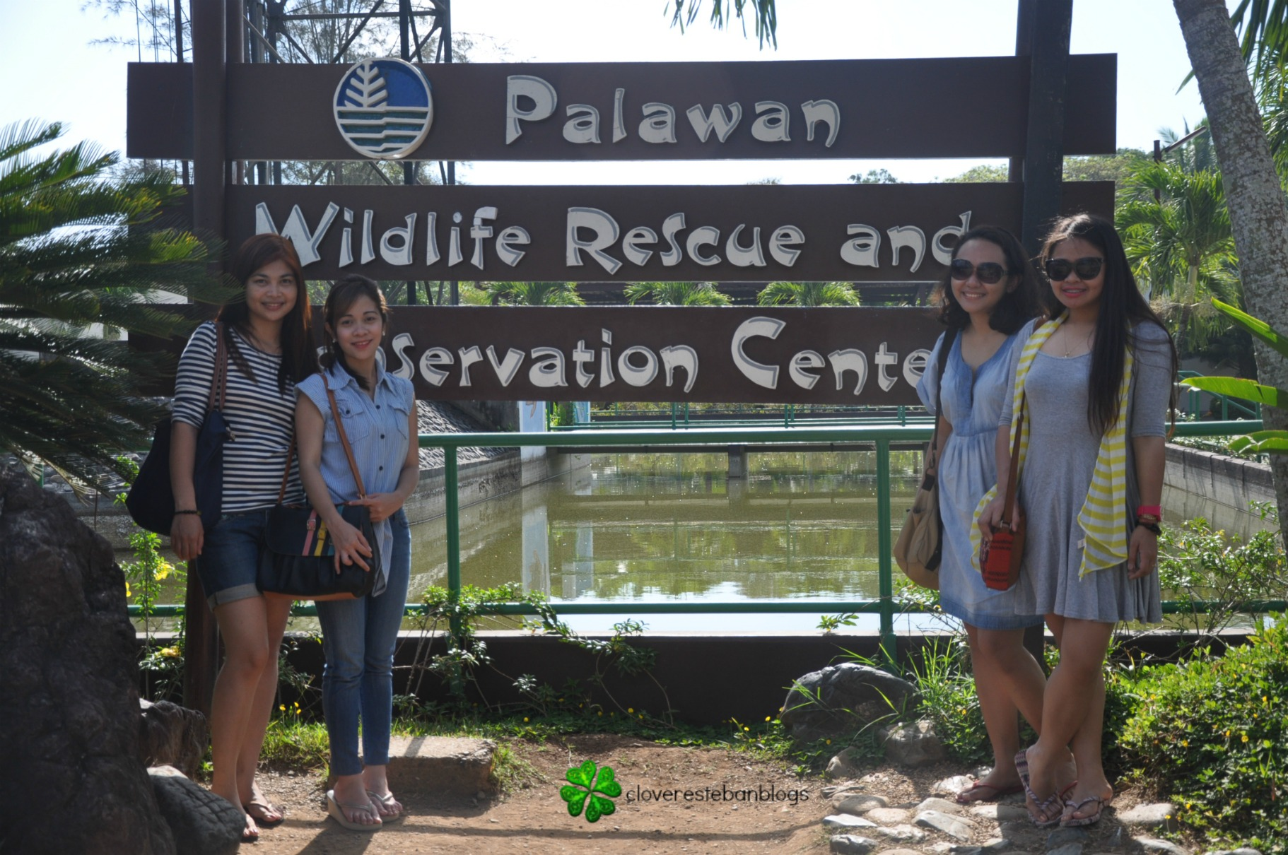 Palawan Wildlife Rescue & Conservation Center Puerto Princesa, PPS Day 4: City Tour- Crocodile Farm, Mitra's Ranch, Baker's Hill ...
