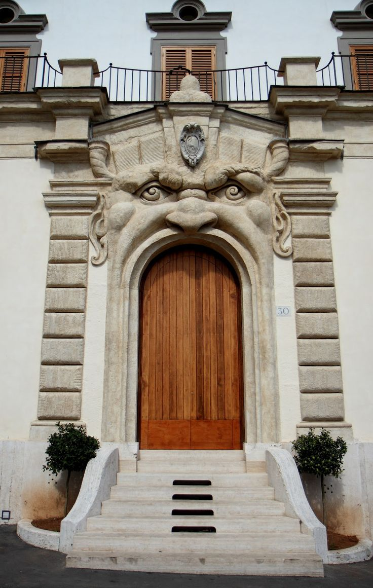 Palazzetto Zuccaro Rome, 38 best casa dei mostri images on Pinterest | Building, Rome and ...