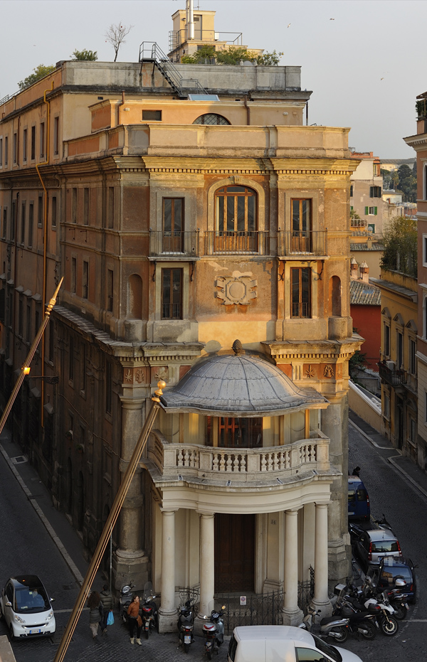 Palazzetto Zuccaro Rome, Buildings of the Institute Max Planck Institute for Art History