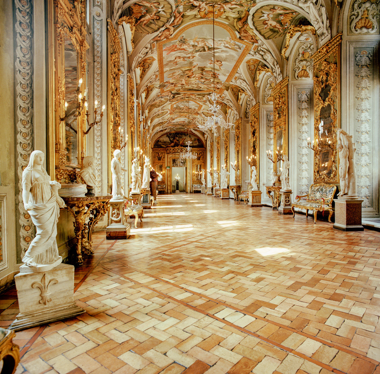 Palazzo Doria Pamphilj Rome, Places: The Palazzo Doria Pamphilj, Rome, Italy :: This Is Glamorous