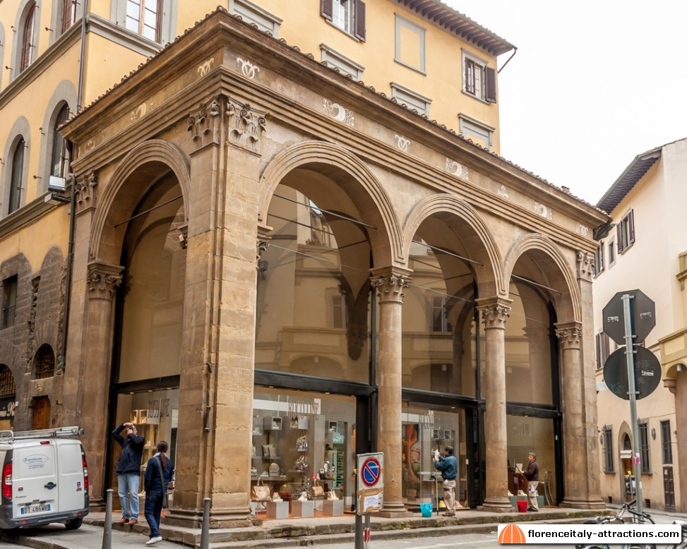 Palazzo Rucellai Florence, Palazzo Rucellai - Your Contact in Florence