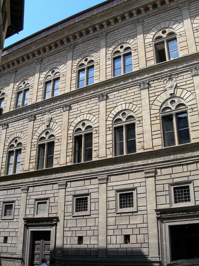 Palazzo Rucellai Florence, Palazzo Rucellai - ISI Florence - Study Abroad in Florence, Italy