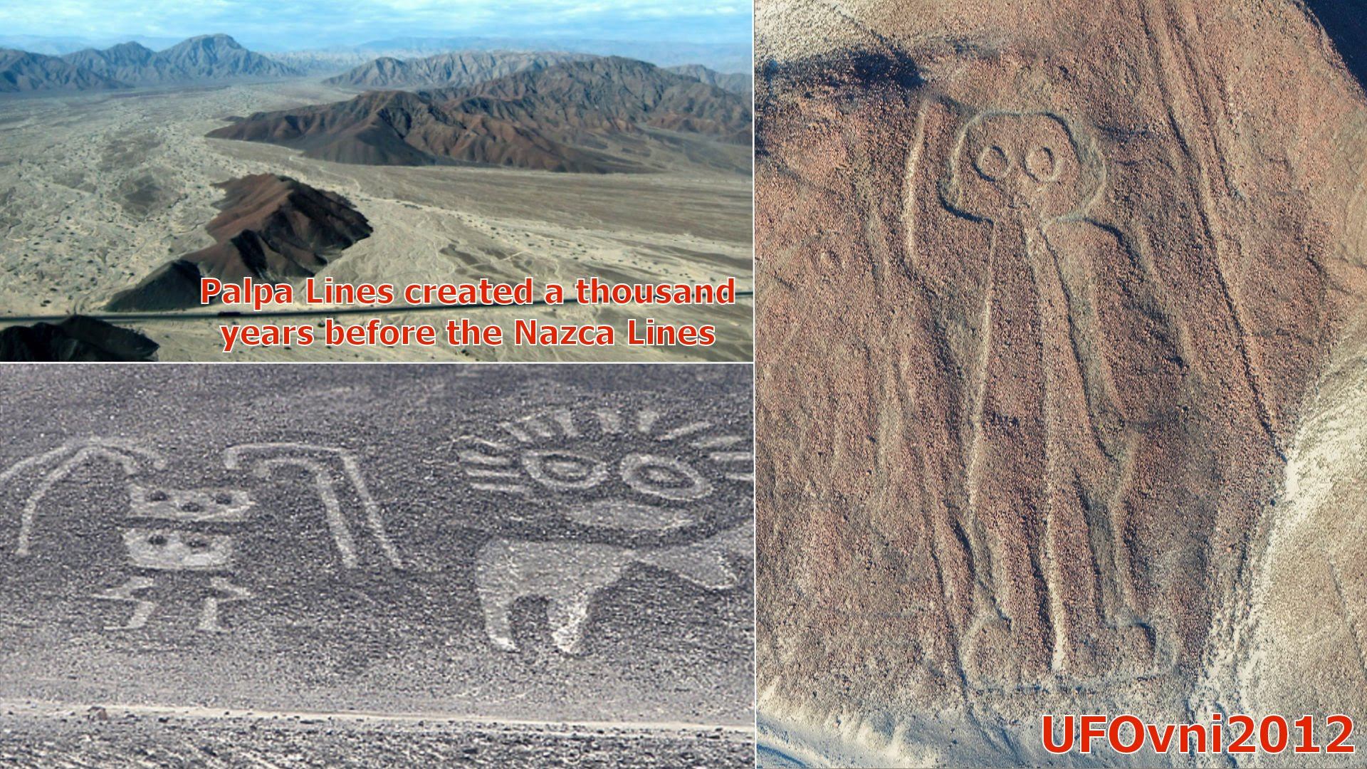 Palpa Lines Nazca & Around, Palpa Lines created a thousand years before the Nazca Lines ...
