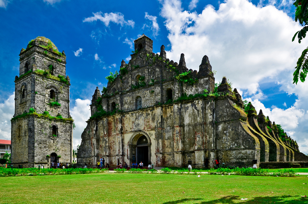 Paoay Church Laoag, Paoay Church, Ilocos Norte | Paoay Church (also known as the… | Flickr
