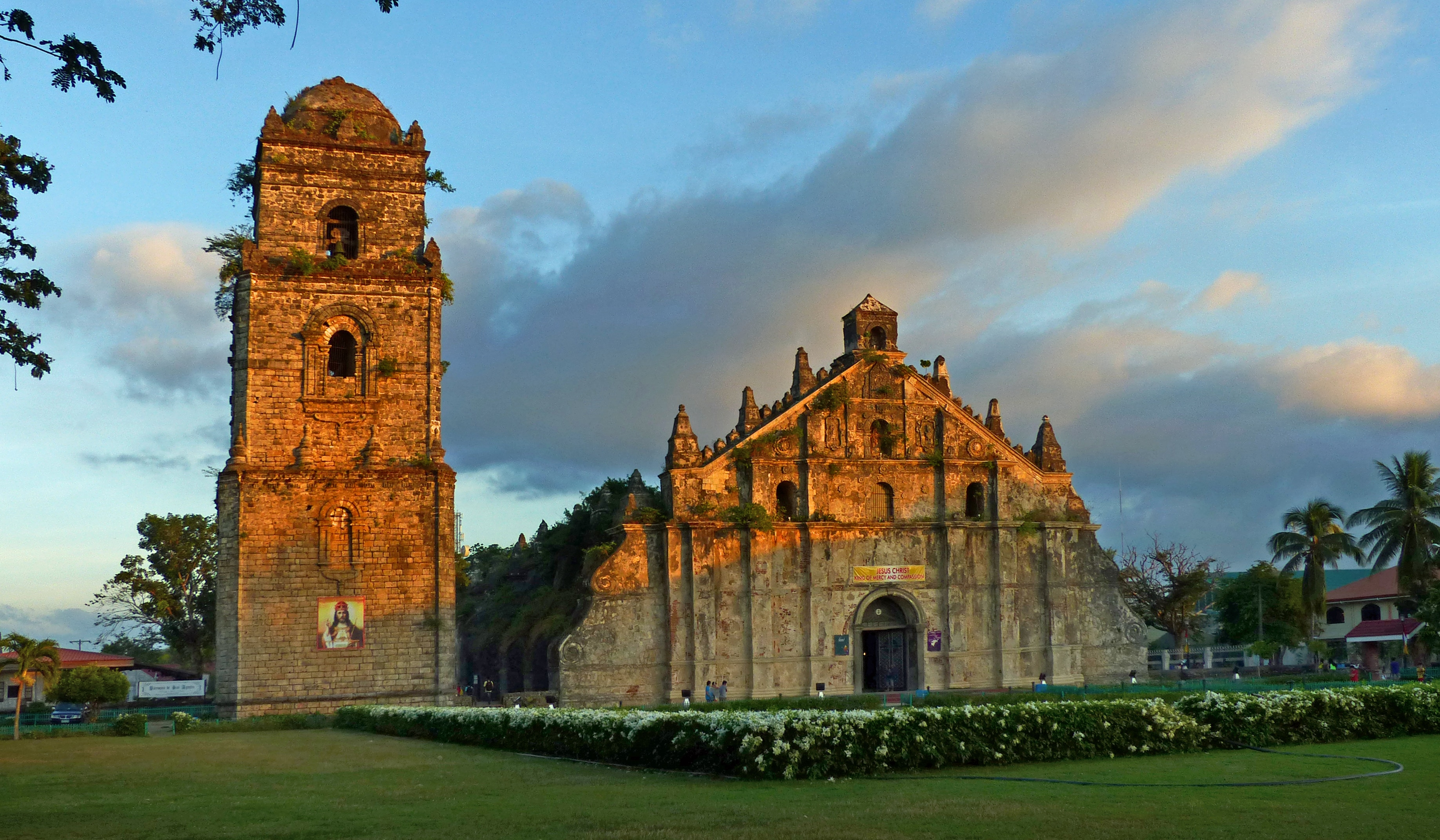 Paoay Church Laoag, the paoay church, Ilocos Norte, Philippines free image | Peakpx