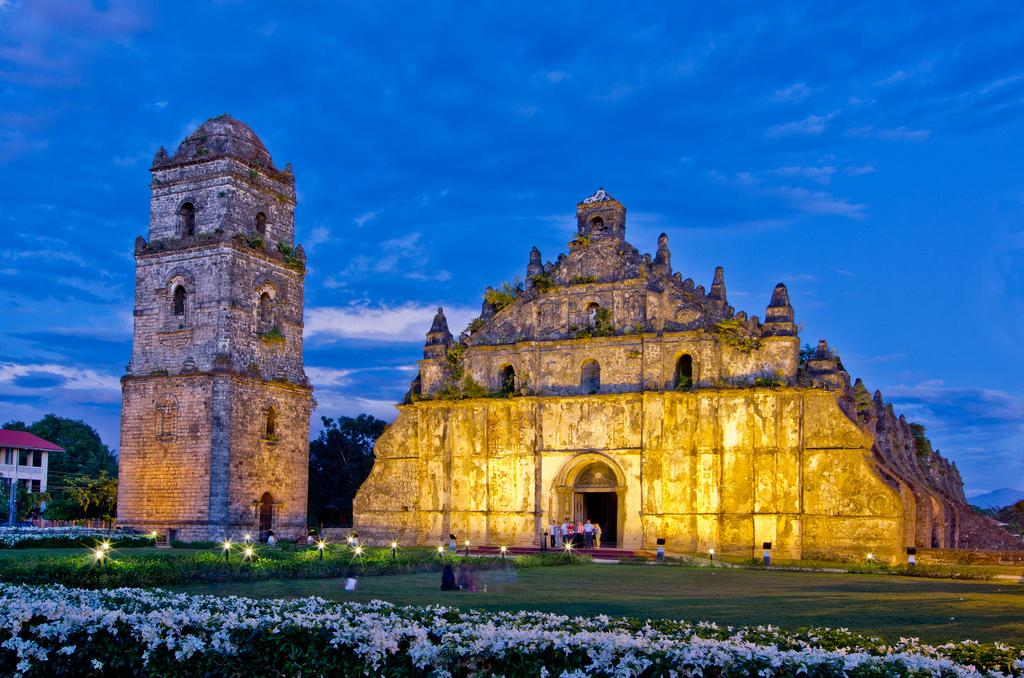 Paoay Church Laoag, St. Augustine Church in Paoay
