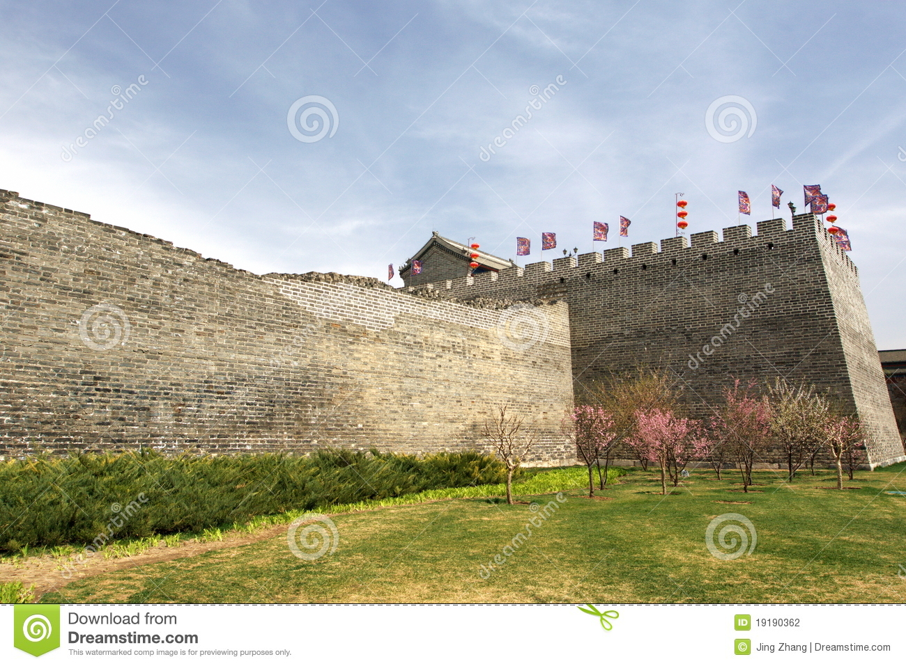 Pavilion of Spreading Righteousness Běijīng, Ming Dynasty Wall Relics Park In Beijing Stock Photography - Image ...