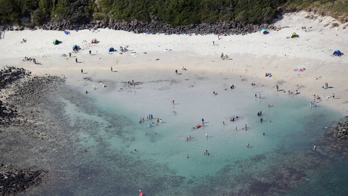 Pea Soup Port Fairy, A view from above | Photos | The Standard