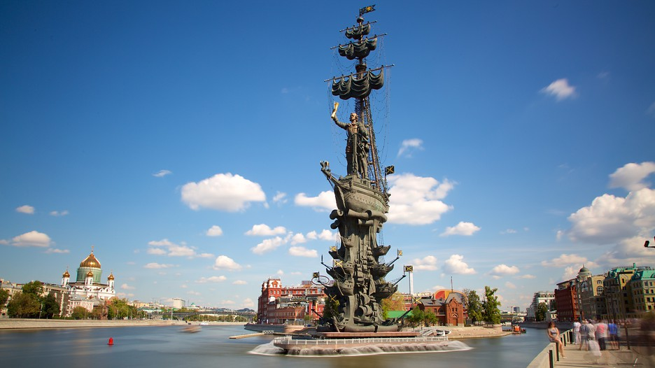 Peter the Great statue Moscow, Attraction's in Moscow, Russia – Sana On Food