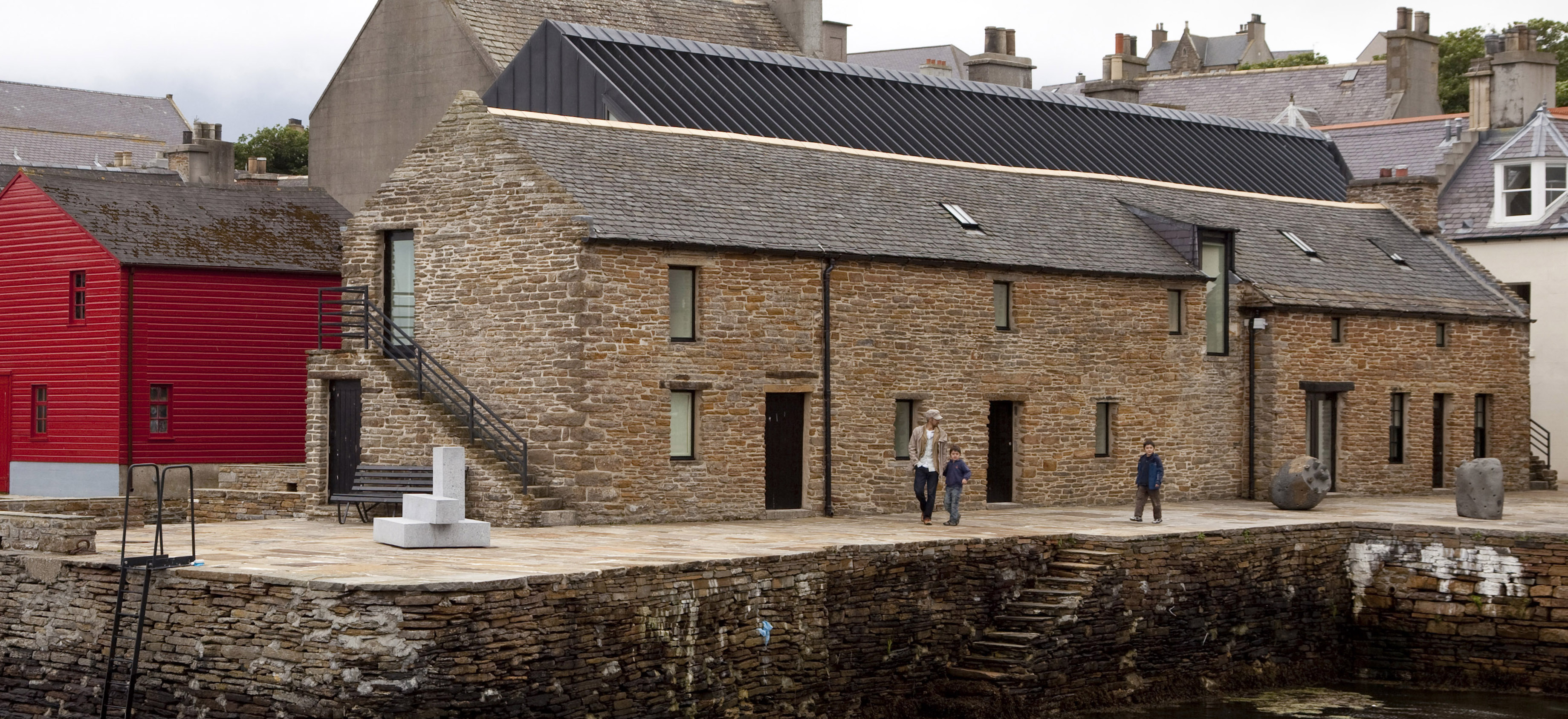 Pier Arts Centre Orkney and Shetland Islands, Five star walking tours - Orkney Isles Top Ten Things to Do ...