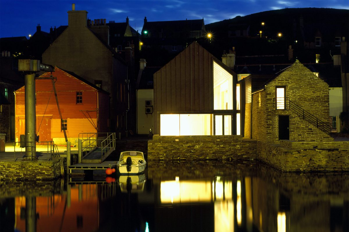 Pier Arts Centre Orkney and Shetland Islands, The gems of secret Scotland: 27 things that you must try next ...