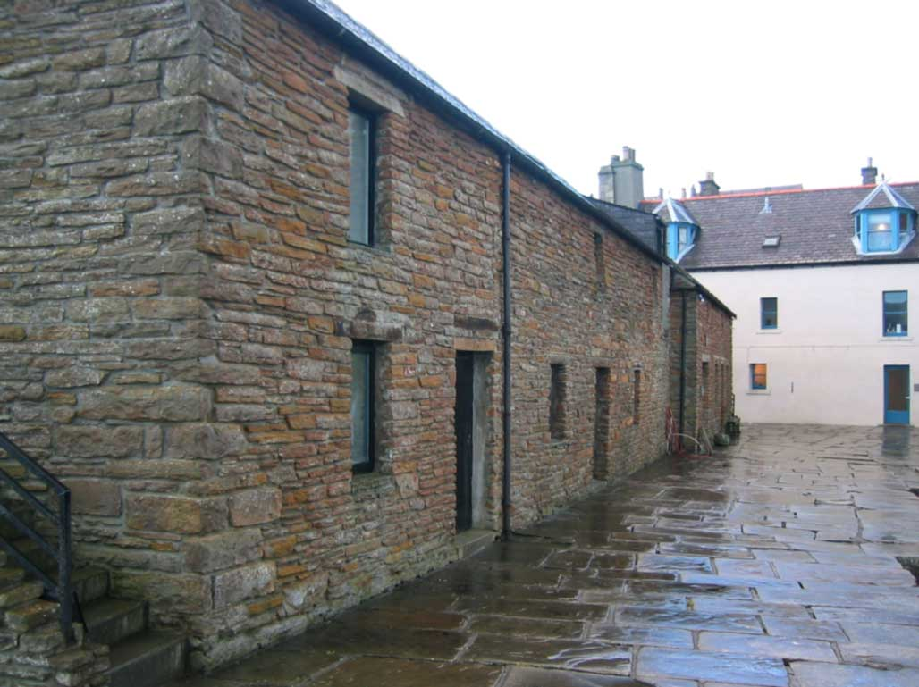Pier Arts Centre Orkney and Shetland Islands, The Sorting Room in Stromness – friendly, creative and new ...