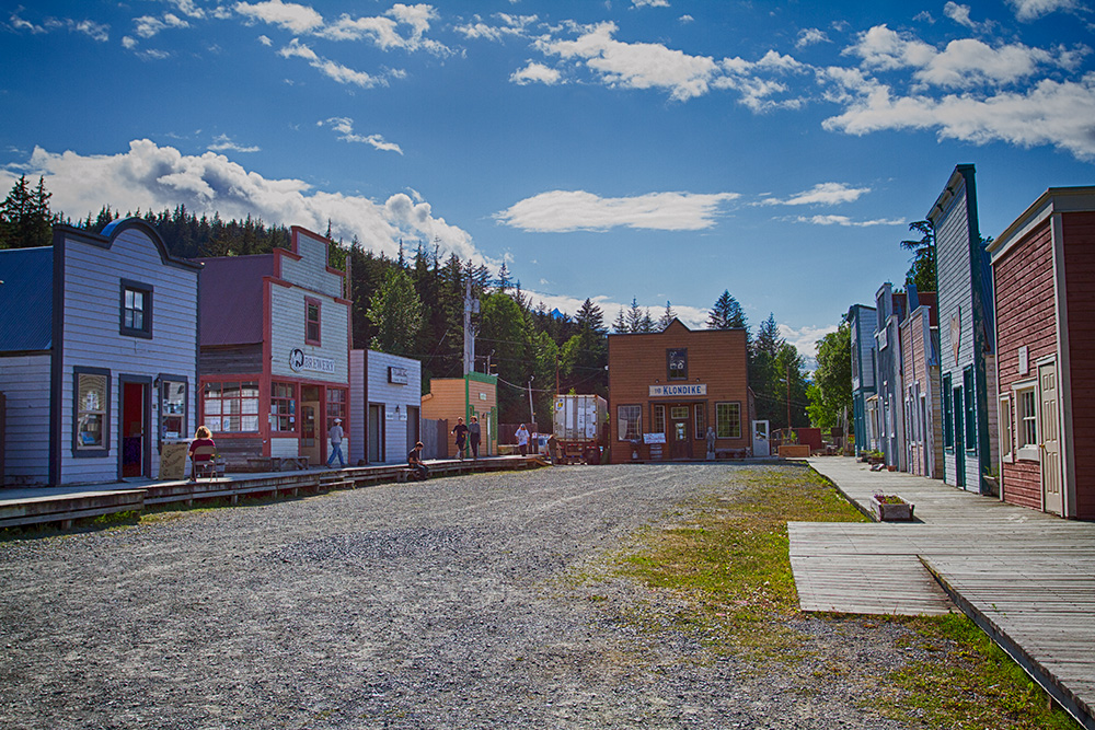 Pine Valley Museum Halfway, Haines, Alaska | Coloring the Void