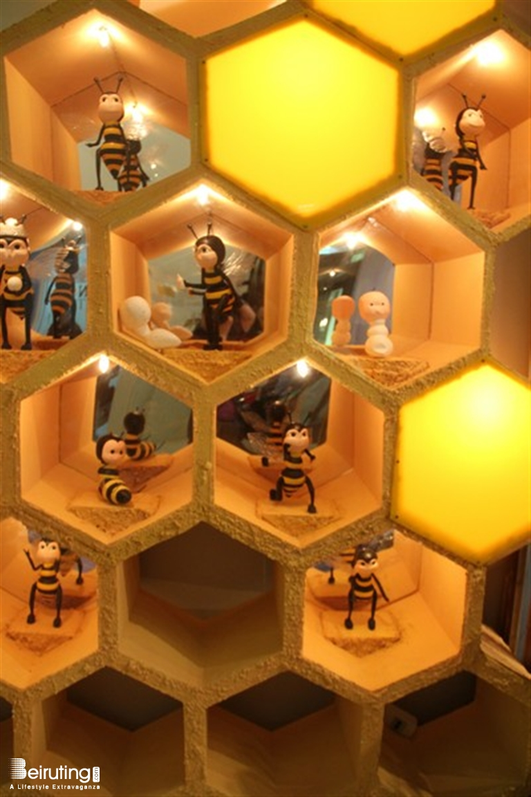 Planet Discovery Beirut, Beiruting - Events - Bees Mystery at Beirut Souks