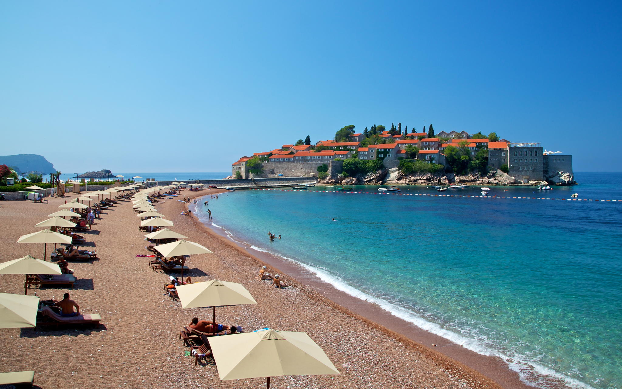 Ploče Beach Budva, Franeta Apartments Budva – Fully furnished apartments in the heart ...
