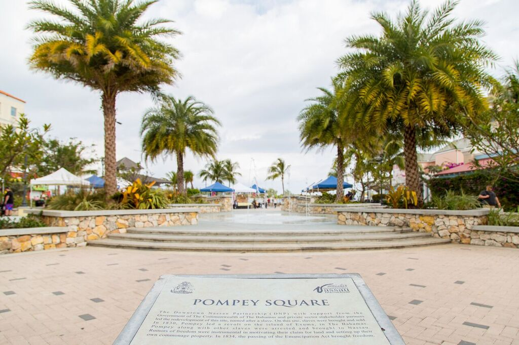 Pompey Square New Providence and Paradise Islands, Downtown Nassau's Newest Culinary Experience for Hungry Locals and ...