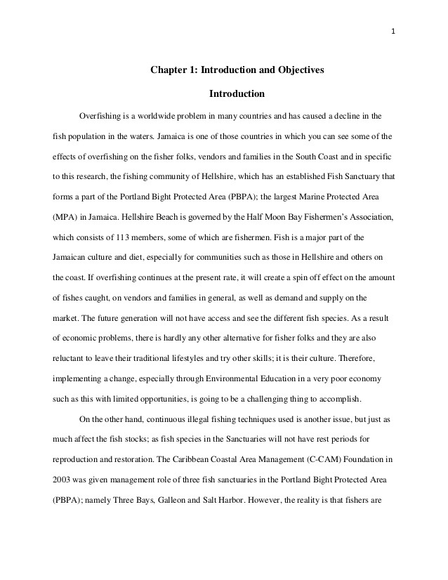 the reason salmons are overfished essay Helping and harming: human impact on salmon students write a critical essay about human impact on salmon and propose ideas for future (reasons.
