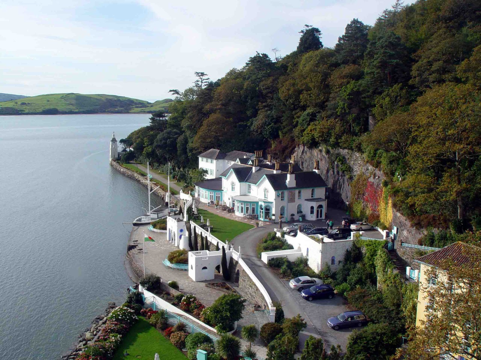 Portmeirion North Wales, PORTMEIRION, NORTH WALES | I SPILLED THE BEANS