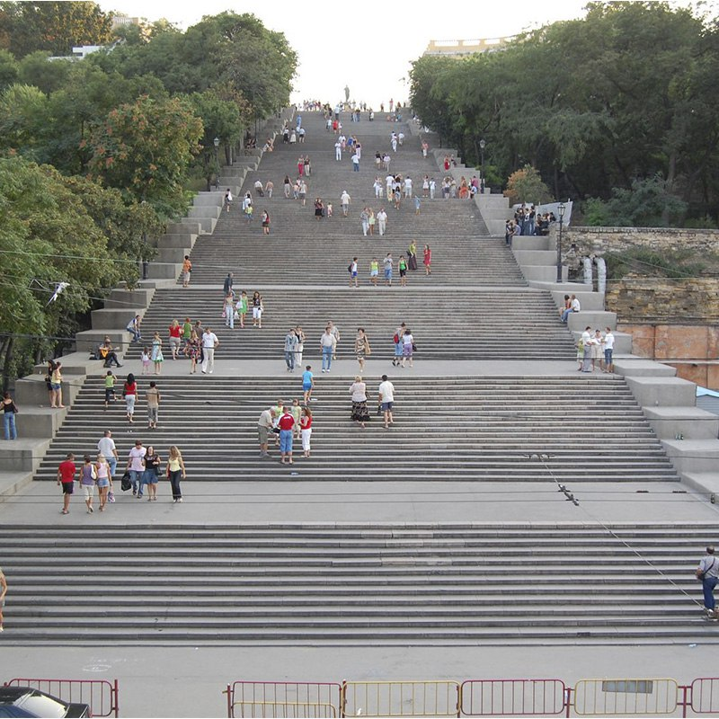 Potemkin Steps Odesa, ODESSA AWAITS YOU WITH LOVE – Potemkin stairs