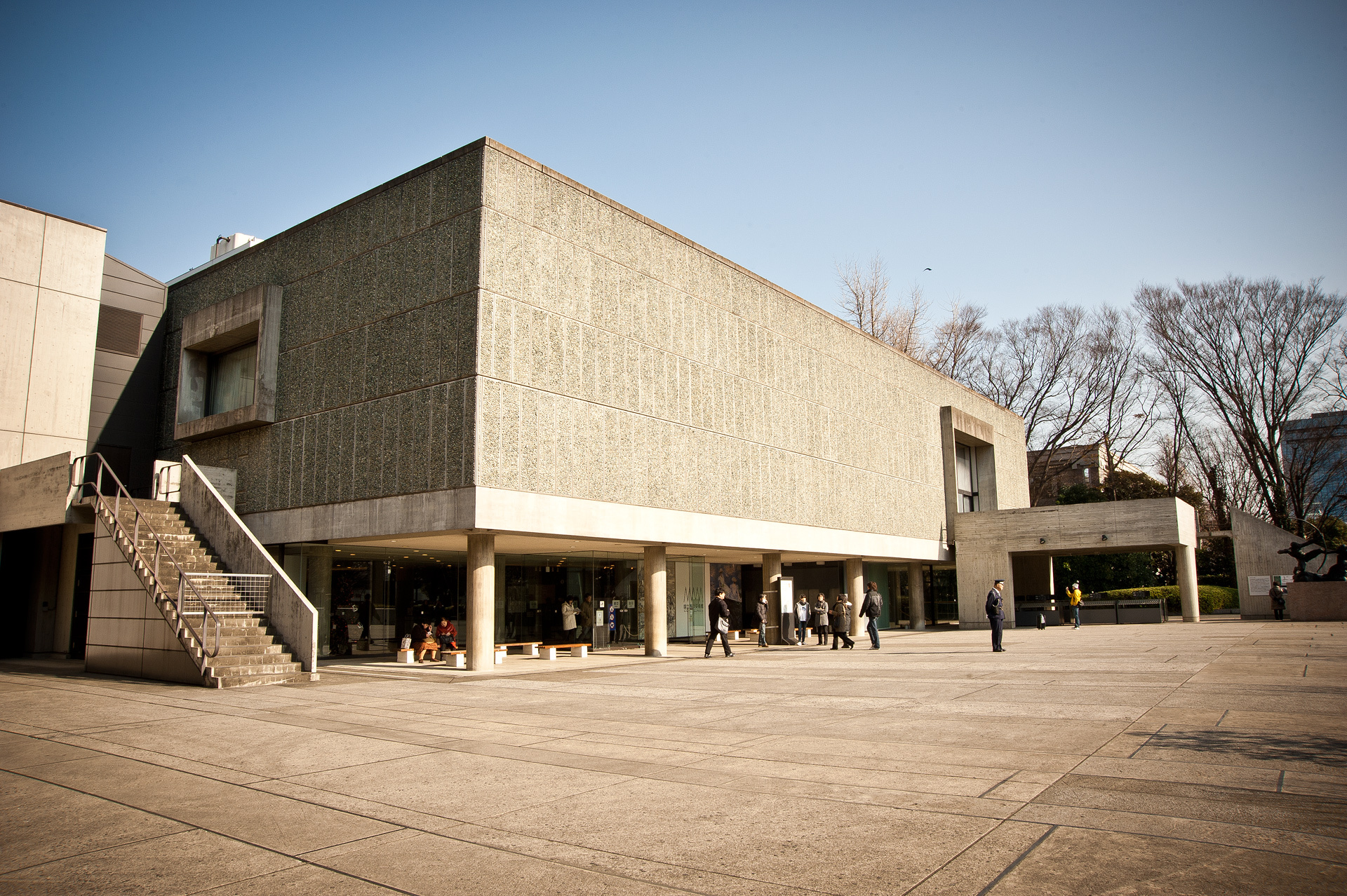 Prada Aoyama Tokyo, Gallery of See the 17 Le Corbusier Projects Named as UNESCO World ...