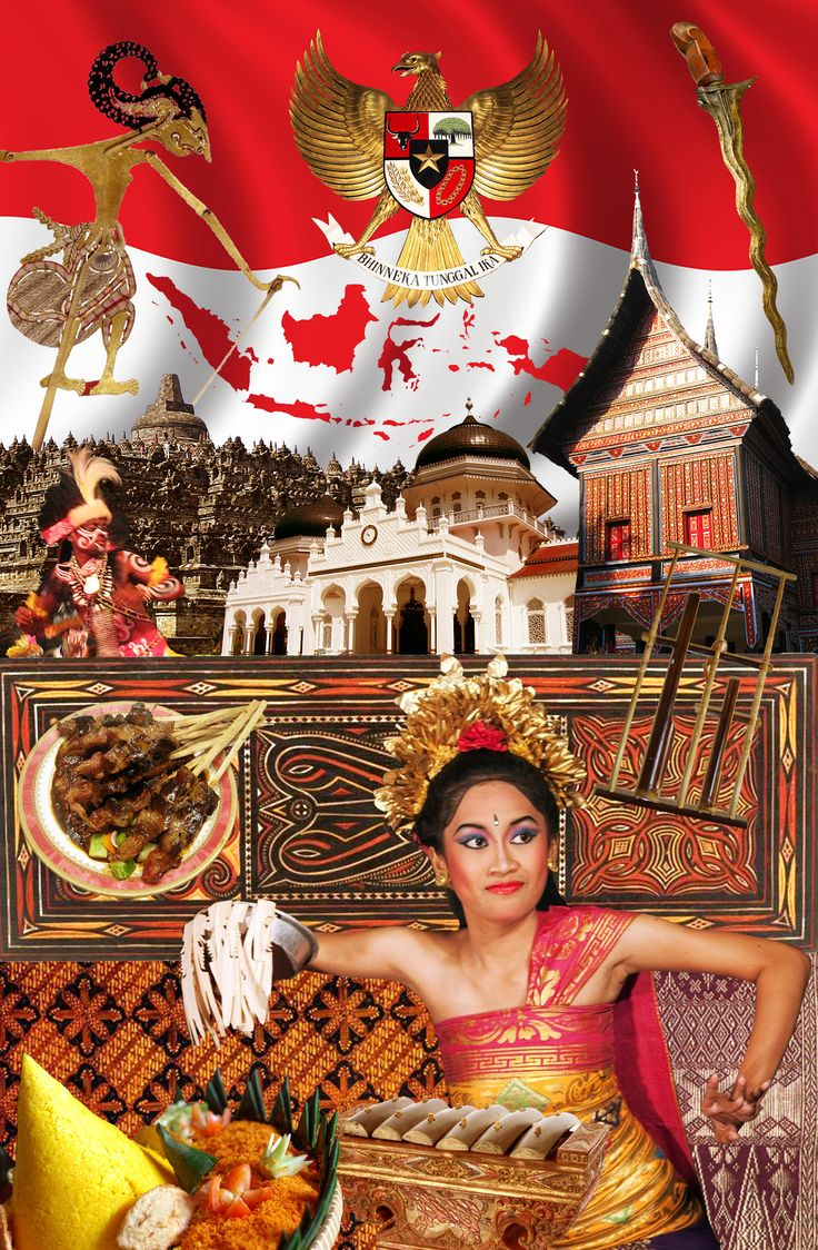 PT Studio Songket Palantaloom West Sumatra, Indonesia has about 300 ethnic groups, each with cultural ...