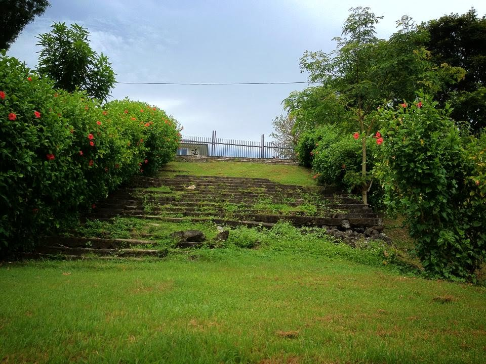 Queen Emma's Steps Kokopo, Panoramio - Photo of Queen Emma's broad Steps to lower area, now ...