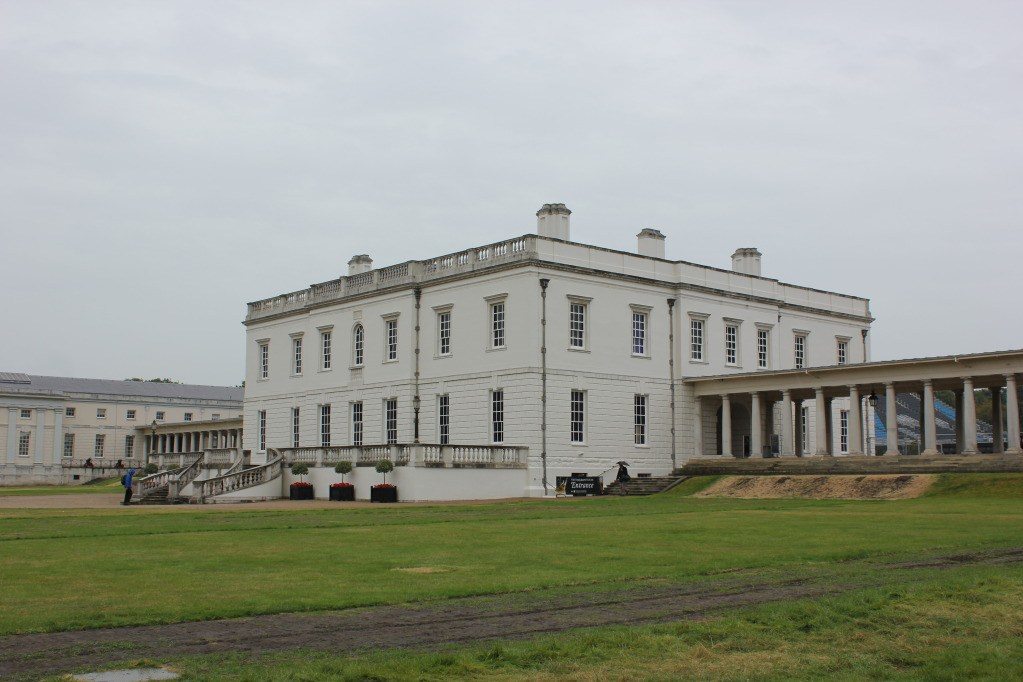 Queen's House London, The Queen's House, Greenwich nr London: a turning point in English ...