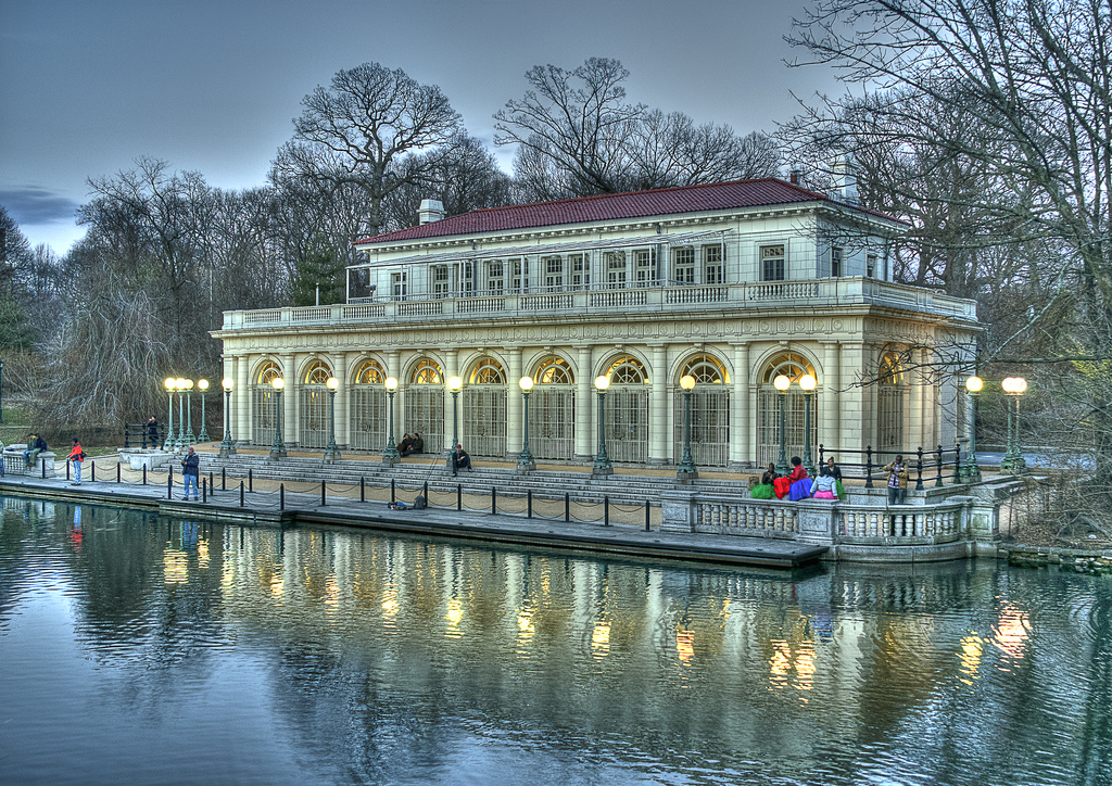 Queens Museum New York City, The Boathouse - Audubon Center Prospect Park | Boathouse on … | Flickr