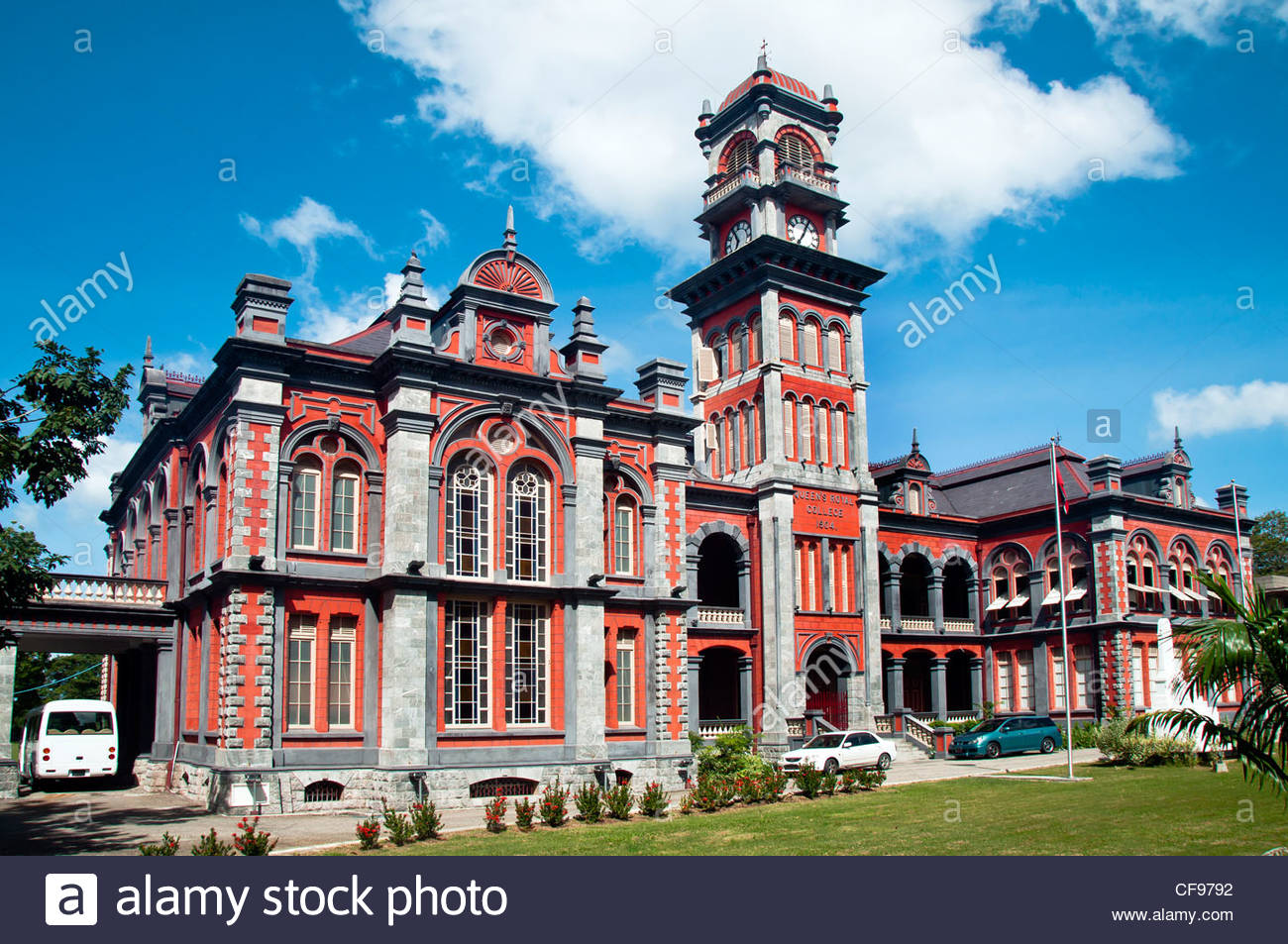 Queen's Royal College Port of Spain, Queen's Royal College is the oldest secondary school in Trinidad ...