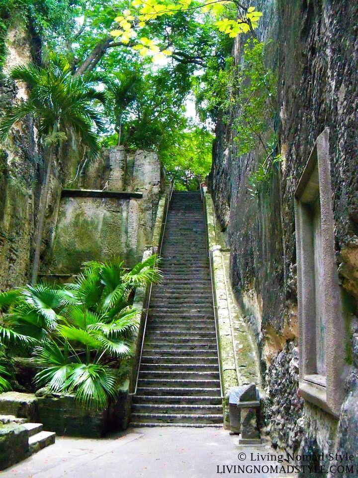 Queen's Staircase New Providence and Paradise Islands, 177 best BAHAMAS - CARIBE images on Pinterest   Exuma bahamas ...