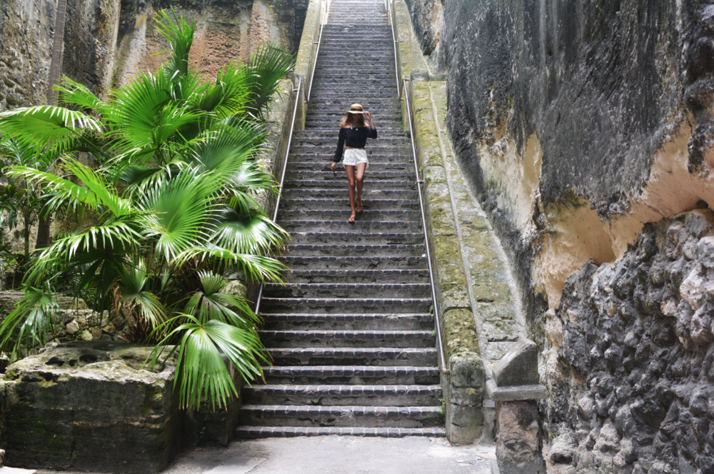 Queen's Staircase New Providence and Paradise Islands, Nassau   What You Need to Know — beachbox
