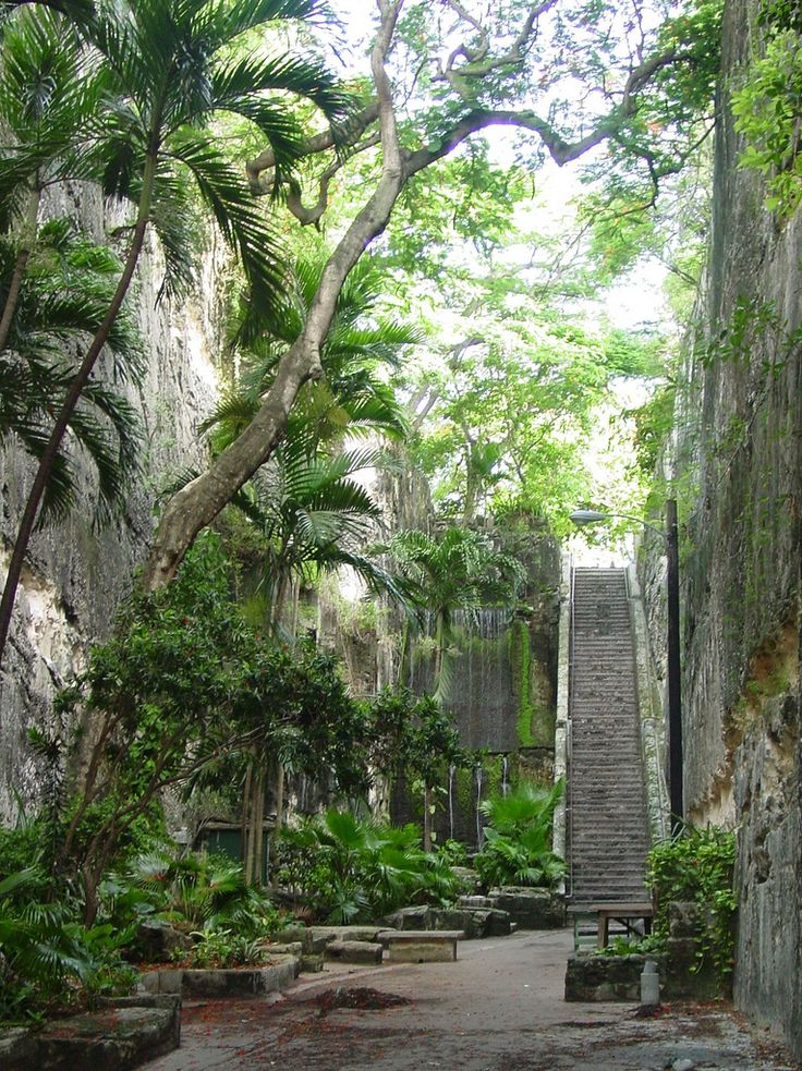 Queen's Staircase New Providence and Paradise Islands, Best 25+ Holidays to bahamas ideas on Pinterest   Beaches, Rose ...