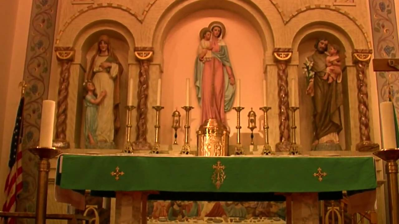 Quince Street Bridge San Diego, Our Lady of The Rosary: The Jewel of Little Italy - YouTube