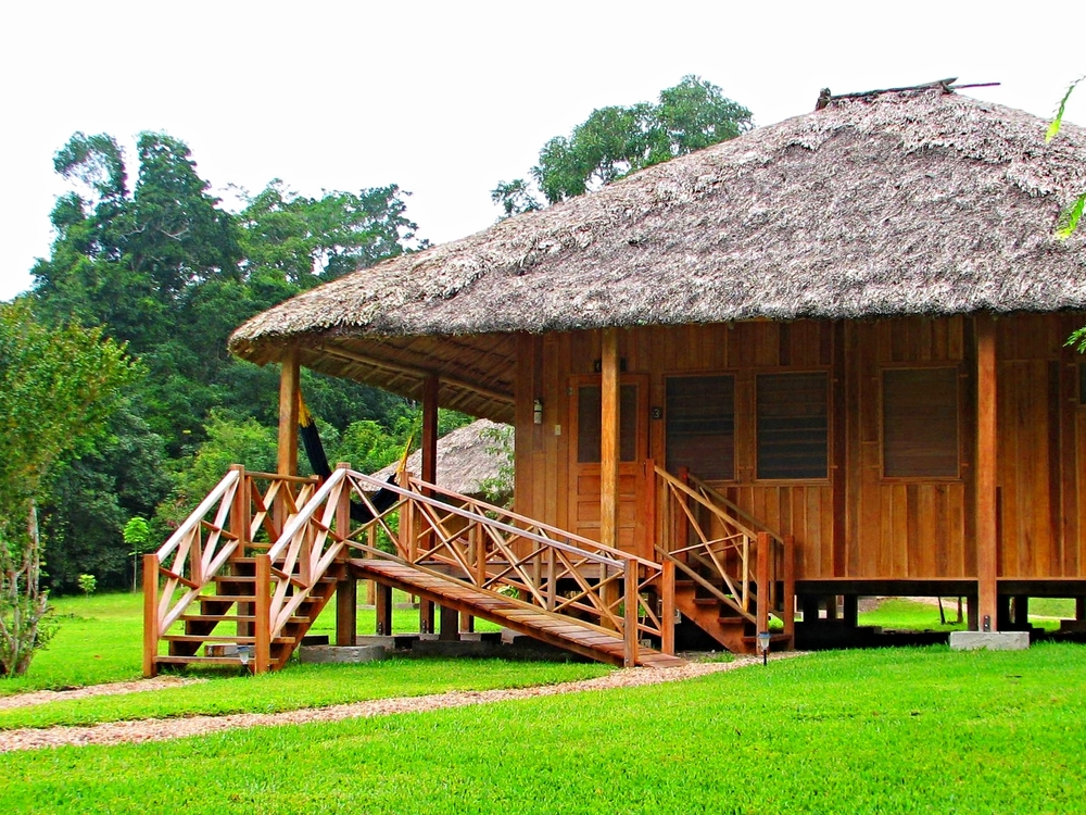 Spanish Creek Wildlife Sanctuary Rancho Dolores, Northern Belize Accommodations - Belize Top Resort - Sabre Wing