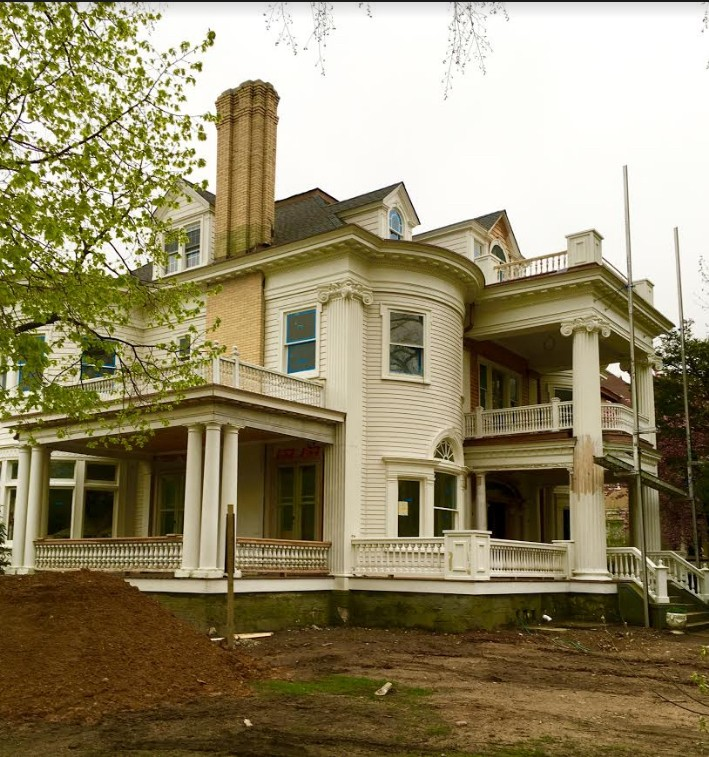 Rabbithole New York City, Victorian Flatbush's other 'Gone With the Wind' house near ...
