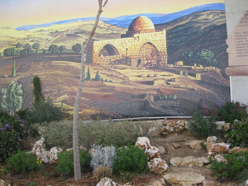 Rachel's Tomb Around Jerusalem and the Dead Sea, Rachel's Tomb: A Jewish Holy Site Since Ancient Times | United ...
