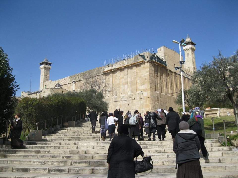 "Rachel's Tomb Around Jerusalem and the Dead Sea, UNESCO: ""Tomb of the Patriarchs and Rachel's Tomb are Islamic holy ..."