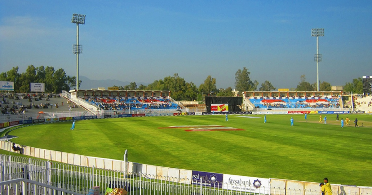 Rawalpindi Cricket Stadium Islamabad & Rawalpindi, 10 Public Places which you can visit using twin cities Metro Bus!