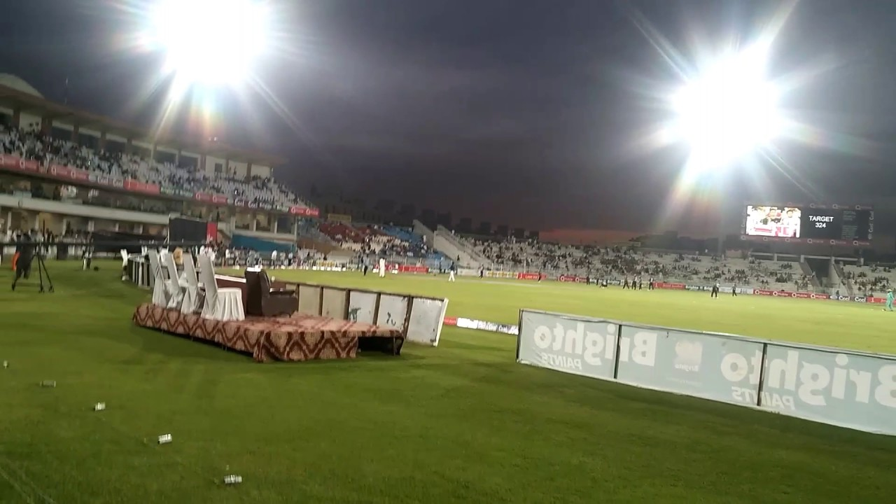 Rawalpindi Cricket Stadium Islamabad & Rawalpindi, Rawalpindi cricket stadium - YouTube