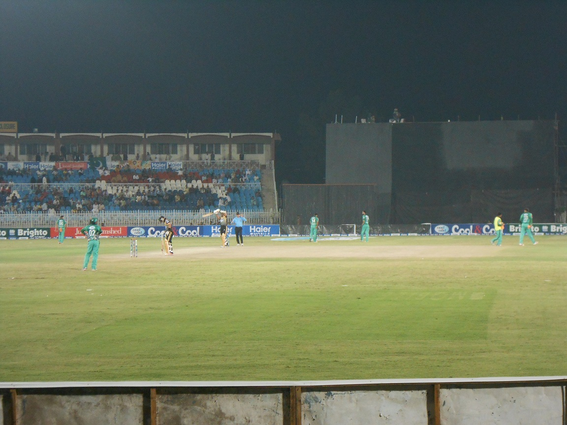 Rawalpindi Cricket Stadium Islamabad & Rawalpindi, CPO Rawalpindi - Special Guest at Cricket Stadium | CPO Rawalpindi