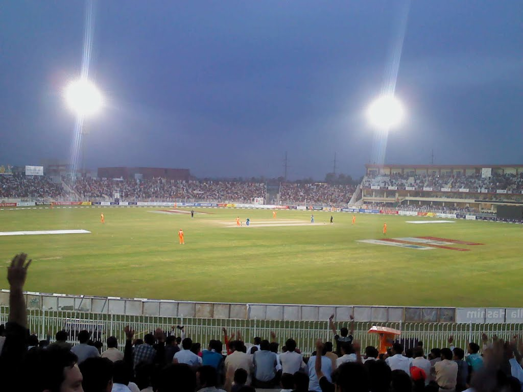 Rawalpindi Cricket Stadium Islamabad & Rawalpindi, Panoramio - Photo of Rawalpindi Cricket Stadium