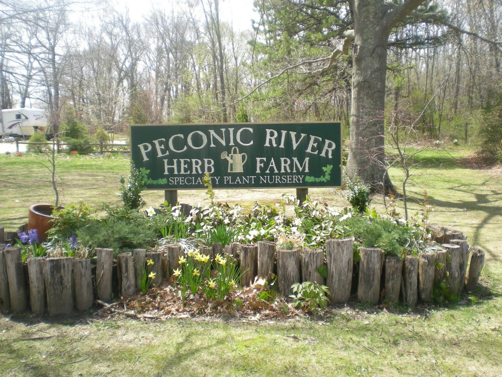 Raynham Hall Historical House Museum Long Island, Jarvis House: Peconic River Herb Farm